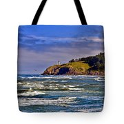 Seacape Tote Bag by Robert Bales
