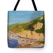 Seacliff Bridge Tote Bag