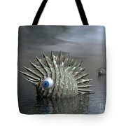 Seafood For Lunch Tote Bag