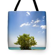 Seagrape Tree Tote Bag