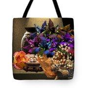Seagrove Rose Tote Bag