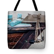 Seagul On A Dow's Bow Tote Bag