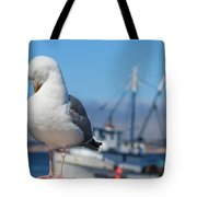 Seagull 3 Tote Bag
