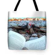 Seagull And Me Tote Bag