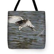 Seagull Dive Tote Bag