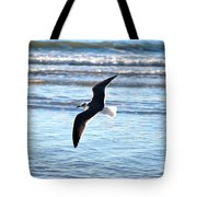 Seagull Flight Tote Bag