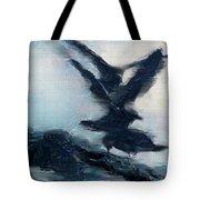 Seagull Grace Tote Bag