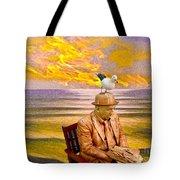 Seagull Man 6 Tote Bag