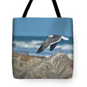 Seagull Parallel Tote Bag