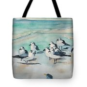 Seagull Party Tote Bag