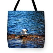 Seagull Wings Lifted Tote Bag