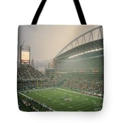 Seahawks Stadium 2 Tote Bag