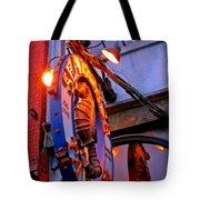 Seahorse Tavern Tote Bag