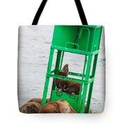Seal Hammock Tote Bag
