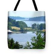Seal Harbor Maine Tote Bag