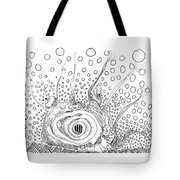 Sealife Smoooch Tote Bag