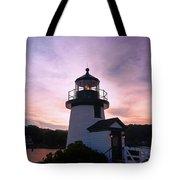 Seaport Nightlight Tote Bag