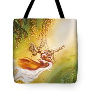 Search For The Sun Tote Bag