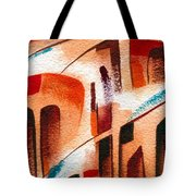 Search Of The Beginning Tote Bag