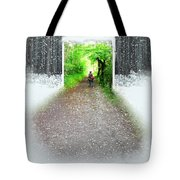 Searching Better Weather Tote Bag