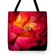 Searching For Miss Muffet Tote Bag