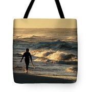 Searching For The Perfect Wave Tote Bag