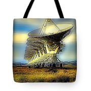 Searching The Stars Tote Bag