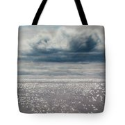 Seascape 160 X 120 Tote Bag