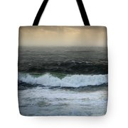 Seascape 3b The Sound  Tote Bag