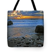 Seascape At Marthas Vineyard Tote Bag