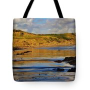Seascape At Phillip Island Tote Bag