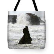 Seascape Bandon Oregon 1 Tote Bag