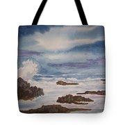 Seascape Five Tote Bag