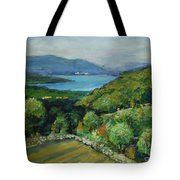Seascape From Kavran Tote Bag