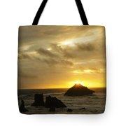 Seascape Oregon Coast 2 Tote Bag