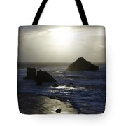 Seascape Oregon Coast 4 Tote Bag