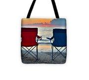 Seascape Serenity Tote Bag