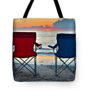 Seascape Serenity Tote Bag