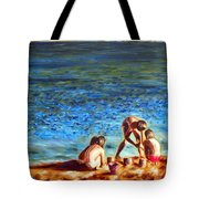 Seascape Series 3 Tote Bag