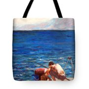 Seascape Series 4 Tote Bag