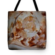 Seashell Abstract 5 Tote Bag