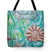 Seashells II Tote Bag