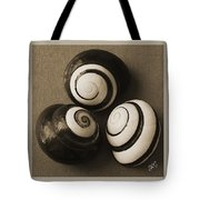 Seashells Spectacular No 28 Tote Bag by Ben and Raisa Gertsberg