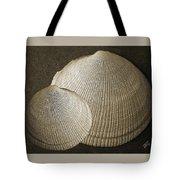 Seashells Spectacular No 8 Tote Bag by Ben and Raisa Gertsberg