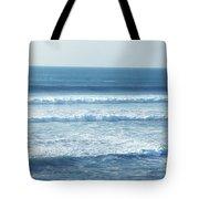 Seaside Blue Tote Bag