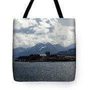 Seaside City Tote Bag