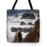 Seaside Color Tote Bag