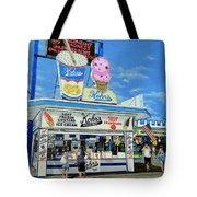 Seaside Memories Tote Bag