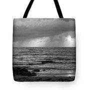 Seaside Rainstorm 2 Tote Bag