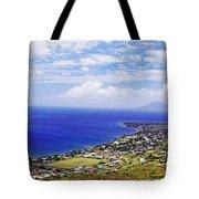 Seaside Resort Tote Bag